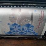 Печать на пленке с накаткой на пластик