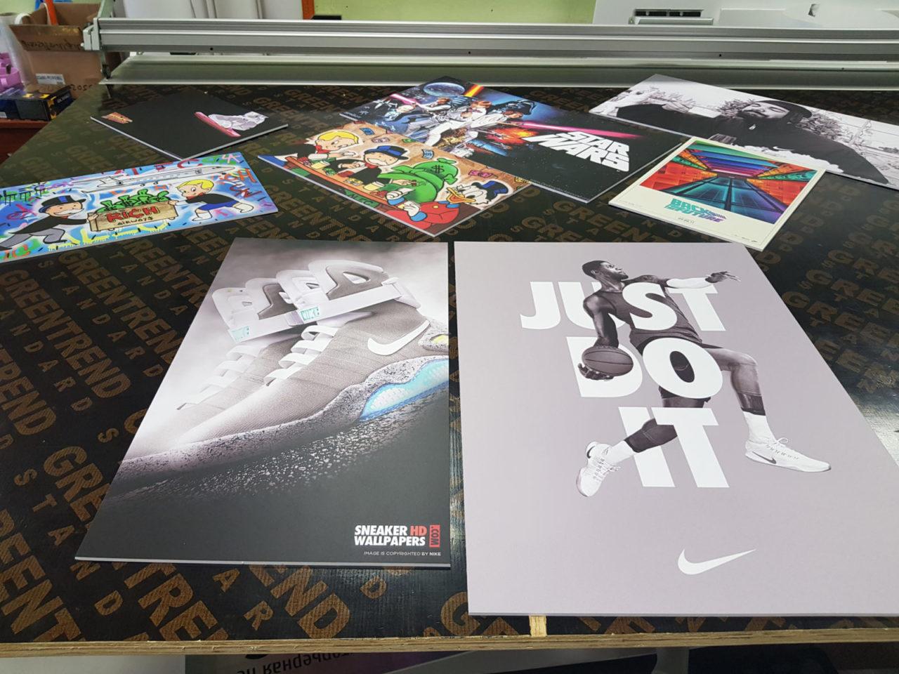 Постеры на ПВХ 3 мм 2