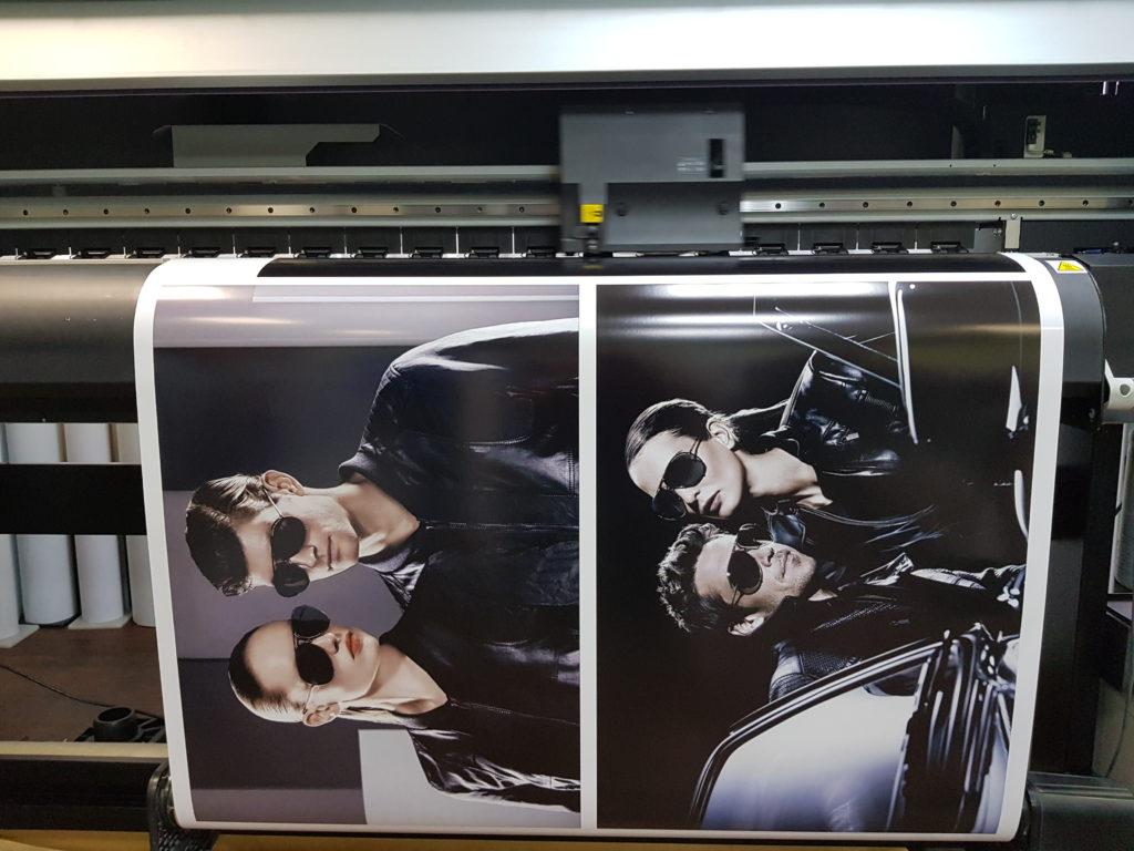 Печать афиш, постеров, плакатов